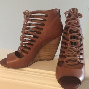Steven by Steve Madden Simmona Lace Up Shoes